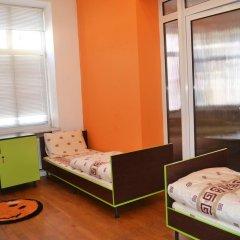 Wanted Hostel Кровать в общем номере с двухъярусной кроватью фото 9