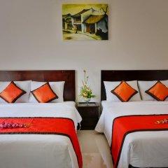 Отель Han Huyen Homestay 2* Номер Делюкс фото 2