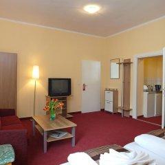 Отель ABENDSTERN Берлин комната для гостей фото 4
