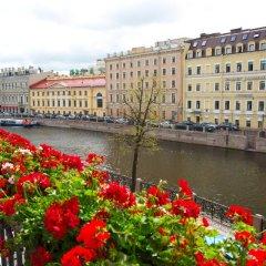 Отель Домина Санкт-Петербург приотельная территория
