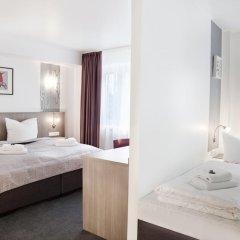 Hotel Nikolai Residence 3* Номер Делюкс с различными типами кроватей фото 4