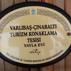 Varlibas Uyku Sarayi Стандартный номер с различными типами кроватей фото 31