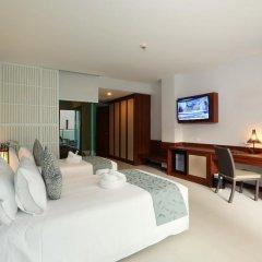 Отель Fishermen's Harbour Urban Resort 4* Номер Делюкс с двуспальной кроватью фото 13