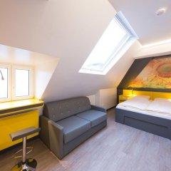 Buddy Hotel 3* Стандартный номер с различными типами кроватей фото 3