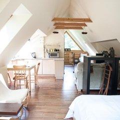 Отель Willa Marma B&B 3* Апартаменты с различными типами кроватей фото 29