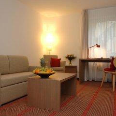 Отель Landhotel Martinshof Стандартный номер с различными типами кроватей фото 2