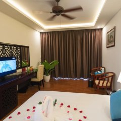 Pearl River Hoi An Hotel & Spa 3* Люкс с различными типами кроватей фото 4