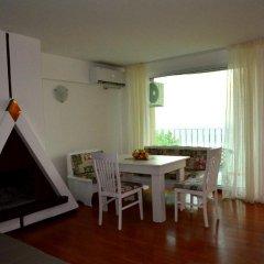 Отель Dacha Apartment Болгария, Генерал-Кантраджиево - отзывы, цены и фото номеров - забронировать отель Dacha Apartment онлайн комната для гостей фото 2