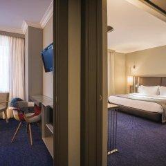 Отель HF Ipanema Park 5* Стандартный номер с различными типами кроватей фото 4