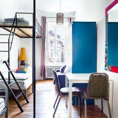 Old Town Kanonia Hostel & Apartments Стандартный номер с различными типами кроватей (общая ванная комната) фото 5