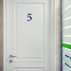 Отель Karavan Inn Кровать в общем номере с двухъярусной кроватью фото 10