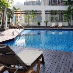 Отель Meliá Kuala Lumpur Малайзия, Куала-Лумпур - отзывы, цены и фото номеров - забронировать отель Meliá Kuala Lumpur онлайн бассейн фото 2