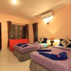Отель Saladan Beach Resort 3* Бунгало с различными типами кроватей фото 21