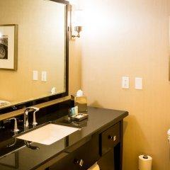 Отель Crowne Plaza Los Angeles-Commerce Casino 4* Стандартный номер с различными типами кроватей фото 3