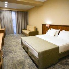 Альфа Отель 4* Стандартный номер с двуспальной кроватью фото 14