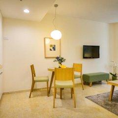 Отель Metropolitan Suites Тель-Авив в номере фото 2