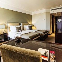 Отель Crowne Plaza Porto 5* Номер Делюкс разные типы кроватей фото 3