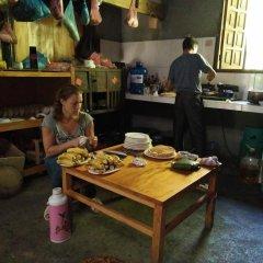 Отель Hoa Chanh Homestay Шапа питание