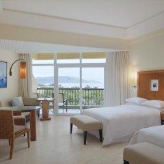 Отель Sheraton Sanya Resort комната для гостей фото 7