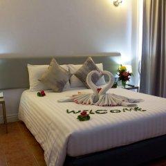 On Hotel Phuket 3* Номер категории Эконом с двуспальной кроватью фото 5