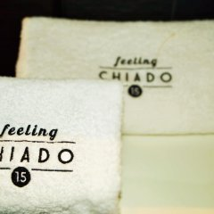 Отель Feeling Chiado 15 ванная