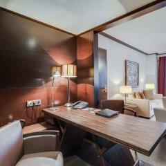 Гостиница Хаятт Ридженси Киев комната для гостей фото 4