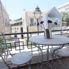 Bezalel Suites Израиль, Иерусалим - отзывы, цены и фото номеров - забронировать отель Bezalel Suites онлайн балкон