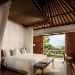 Отель Four Seasons Resort Bali at Jimbaran Bay 5* Вилла с различными типами кроватей