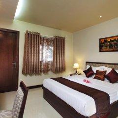 Dong Du Hotel 3* Номер Делюкс с различными типами кроватей фото 3