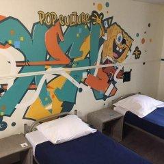 Отель Hôtel Absolute Paris République 2* Кровать в общем номере с двухъярусной кроватью фото 11