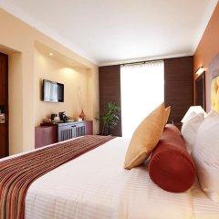 Отель Turyaa Kalutara 4* Улучшенный номер с различными типами кроватей фото 3