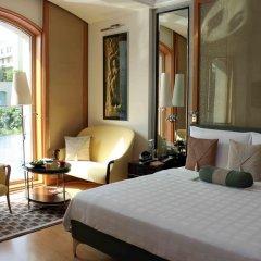 Отель Trident, Gurgaon 5* Представительский люкс с различными типами кроватей