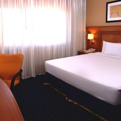 Отель Courtyard By Marriott Cancun Airport комната для гостей