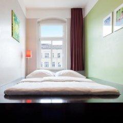The Circus Hostel Стандартный номер с двуспальной кроватью (общая ванная комната) фото 2