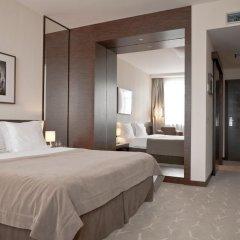 Гостиница Кадашевская 4* Номер Бизнес с двуспальной кроватью фото 2