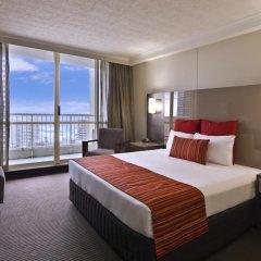 Отель Novotel Surfers Paradise 4* Номер Делюкс с различными типами кроватей фото 3