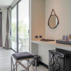 Отель Mera Mare Pattaya 4* Номер Делюкс с различными типами кроватей фото 4