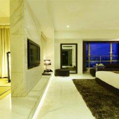 Kingtown Hotel Hongqiao 4* Улучшенный люкс с различными типами кроватей фото 3