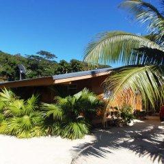 Отель Pension Fare Ara Huahine пляж