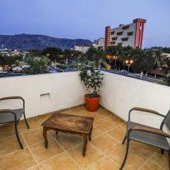 Hotel Suites Ixtapa Plaza 3* Полулюкс с различными типами кроватей фото 5