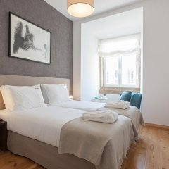 Отель Feels Like Home Rossio Prime Suites 4* Стандартный номер фото 22