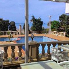 Hotel Vila Anna Дуррес бассейн фото 3
