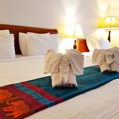 Dinso Mon Hotel 3* Номер Делюкс фото 2