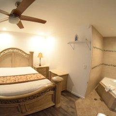 Отель Sunset Motel 2* Люкс с различными типами кроватей фото 15