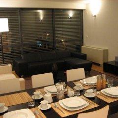 Апартаменты Expo Apartment питание