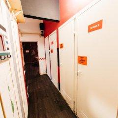 Гостиница Кубахостел Кровать в общем номере с двухъярусной кроватью фото 33