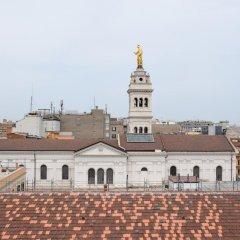 Отель Bruna Италия, Рим - 10 отзывов об отеле, цены и фото номеров - забронировать отель Bruna онлайн балкон
