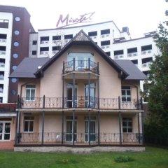 Гостиница Sani Украина, Трускавец - отзывы, цены и фото номеров - забронировать гостиницу Sani онлайн вид на фасад фото 2