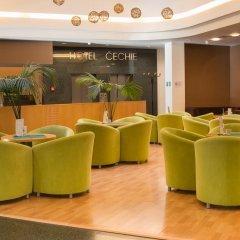 Отель CECHIE Прага интерьер отеля