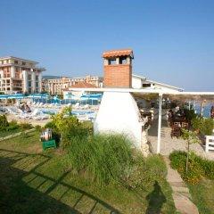 Nushev Hotel бассейн
